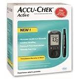 Accu Chek Active Blood Glucose Meter Kit