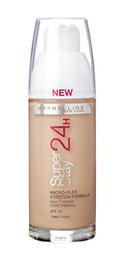 Maybelline SuperStay24H Liquid Foundation 040 Fawn 30ml