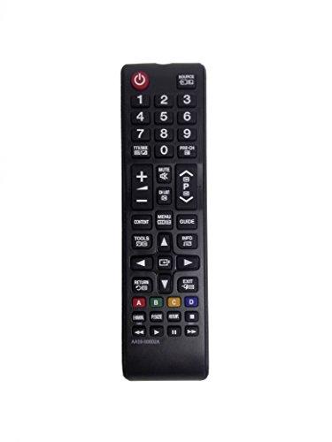 allimity AA59-00602A Sostituisci il controllo remoto in forma per Samsung UE40H7000 UE40H7000SLXXC UE40H7000SLXZF UE40H7005SQXXE UE40H7090SVXZG UE40HU6900 UE46H7000SLXXC UE46H7000SLXXN UE46H7090SVXZG UE48H6400