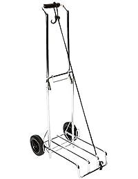 Camp Gear CA Métal Chariot à Bagage, 57 cm, Gris