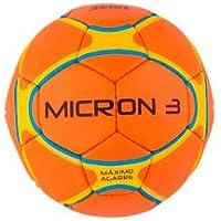 Ecotonik 700146 Balón de Balonmano, Naranja, 3