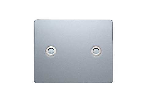 TEC iConnect Einzelteil für Österreich - Deckplatte Motorrad - Kennzeichenhalter Wechselsystem/Wechselkennzeichen