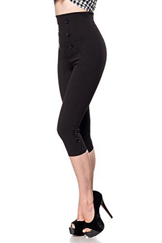 Belsira - Pantalon de sport - Femme Noir