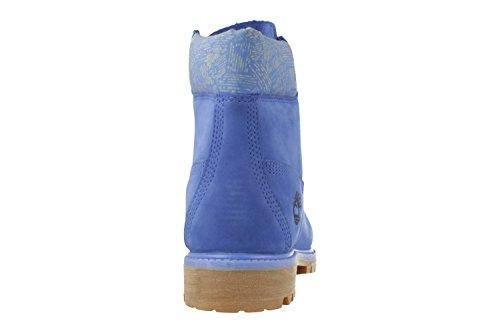 TIMBERLAND STIVALETTO A1PB7 CEDAR BLU Blue