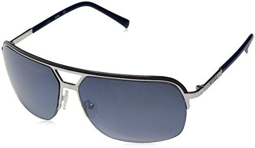Guess Men's GF0159_92W Sunglasses, Grey (Blu), 65