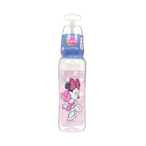 Disney Baby 80601918 - Biberón irrompible silicona