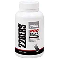 226ERS Sub-9 Pro Salts Electrolitos - 100 Cápsulas