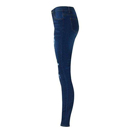 Vectry Jeans Damen Slim Fit Skinny Fit Jeans Destroyed Herbst Jogger Push  Up Ankle Straight Leg ... dc662d8c32