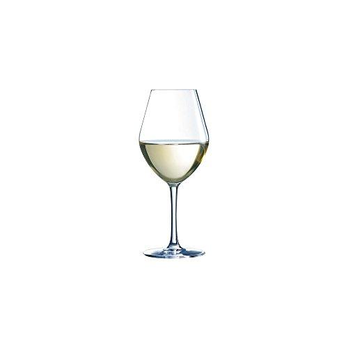 Chef & Sommelier AromUp Fruity verre à vin 350ml, sans repère de remplissage, 6 Verres