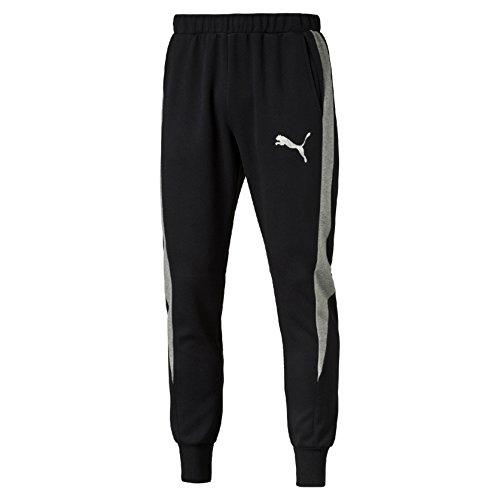 Puma Evostripe Pantalone Sportivo - Nero (Cotton Black) - XL