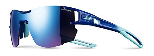 Julbo Aerolite Sonnenbrille Damen, Damen, Aerolite, blau/grün, one Size