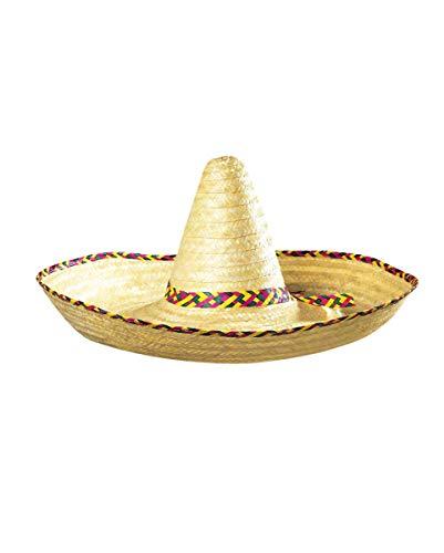Horror-Shop Riesen Mexikaner Sombrero als Faschingshut
