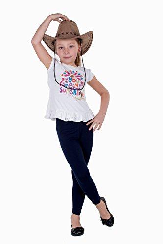 girls-full-length-leggings-3-years-12-yearswide-range-of-colours-7-8-years-standard-navy-blue