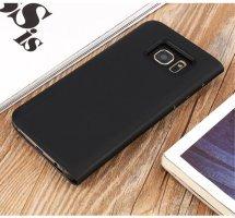 BCIT Samsung Galaxy S6 Edge Funda - Modelo inteligente Fecha Hora Ver Espejo Brillante tir n del caso duro Con para el Samsung Galaxy S6 Edge - Neg