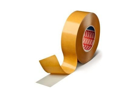 Tesafix® 4939 Wiederablösbares Universalverlegeband 25m 50mm