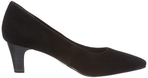 Tamaris 22473, Zapatos De Mujer Con Tacón Negro (negro)