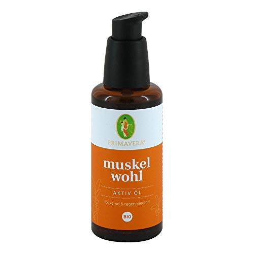 Muskelwohl Aktiv öl Bio 50 ml