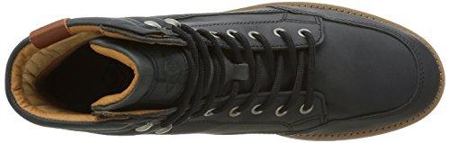 PLDM by Palladium Napo csr, Baskets Hautes Homme Noir (315 Black)