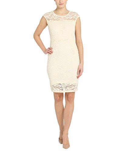 Berydale Damen Etui Kleid BD310, Knielang, Gr. 34 (Herstellergröße: XS), Mehrfarbig...
