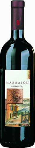 Marraioli Sannio DOP Aglianico Riserva 2011 vino biologico - confezione da 3 bottiglie