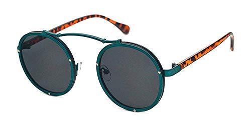 FGRYGF-eyewear2 Sport-Sonnenbrillen, Vintage Sonnenbrillen, Popular Women Round Sunglasses Designer Vintage Men Matte Frame Sun Glasses UV400