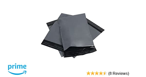 """2000 Strong Grey Mailing Postage bags 6/"""" x 9/"""" Cheapest Small 165x230mm Good Fast"""