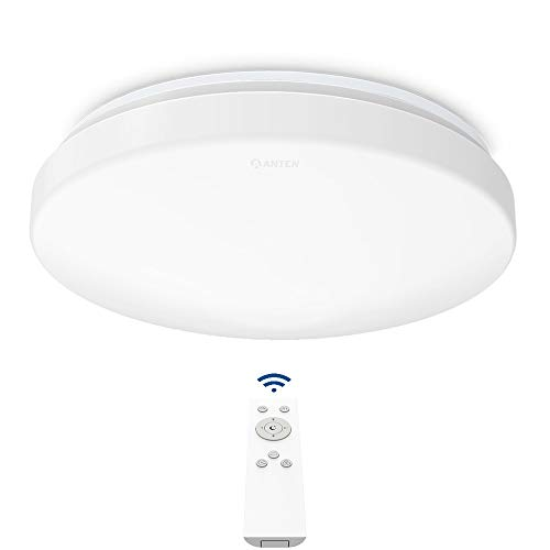 Anten 24W Plafón LED Techo Regulable Mando Distáncia
