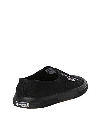 Superga Unisex-Erwachsene 2750 Cotu Classic Sneaker Schwarz