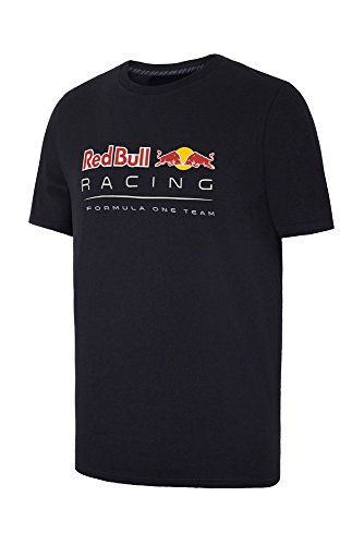 e967fd10 2016 Red Bull Racing F1 Mens Large Logo T-Shirt Tee - Formula One Team