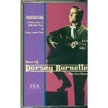The Best of Dorsey Burnette [Musikkassette]