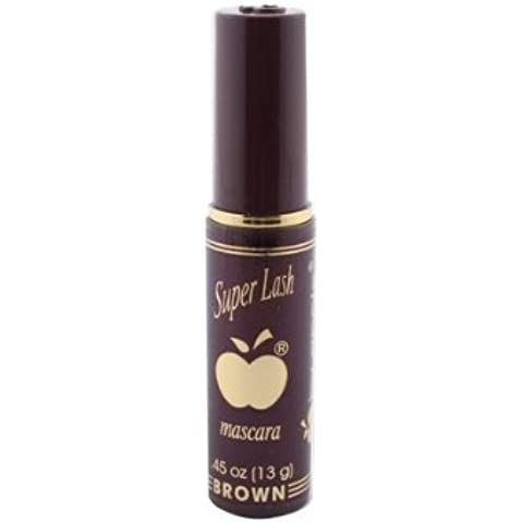BY APPLE COSMETICS Super Lash Mascara - Brown