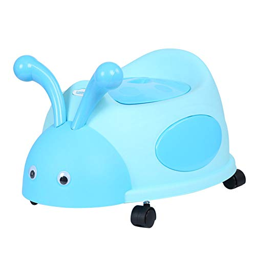 YN BABY Auto für Kinder Töpfchen Reise Töpfchen/Babytopf/Kinder WC für Unterwegs,Blue