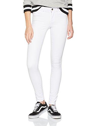 y Onlroyal Deluxe Reg SK Jeans PIM102 Noos, Weiß (White), 34/L30 (Herstellergröße: XS) (Helle Jeans Für Frauen)