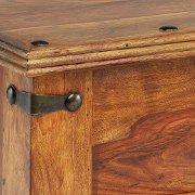 Jali Sheesham Thakat Coffee Table (60x90x46) - Furniture