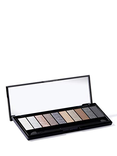 FIND - Midnight Queen - Paleta sombras ojos 10 tonos