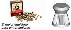 Balines Batch Caja Cartón para Calibre 4.5 mm 250 unidades Gamo 6320014