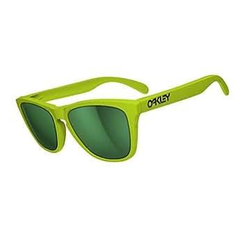 Oakley 24-341 Frogskins Aspen Green w/Emeral Sonnenbrille
