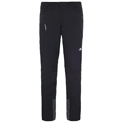 THE NORTH FACE Fuyu Subarashi Pantalon Homme, TNF Black, FR : 38/Regular (Taille Fabricant : 38/Regular)