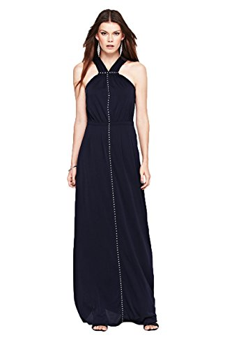 french-connection-diamante-statement-maxi-dress-in-navy-size-10