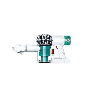 Dyson V6 Mattress beutel- & kabelloser Staubsauger inkl. motorisierter Elektrobürste für Matratzen, Kombi- & Fugendüse / Beutelloser Matratzensauger mit Lithium-Ionen Akku