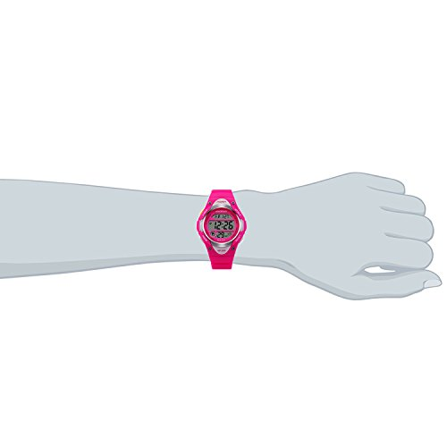 Hiwatch Kids Sport Watch 164 Feet Waterproof LED Digital Watch for Girls Rose Red