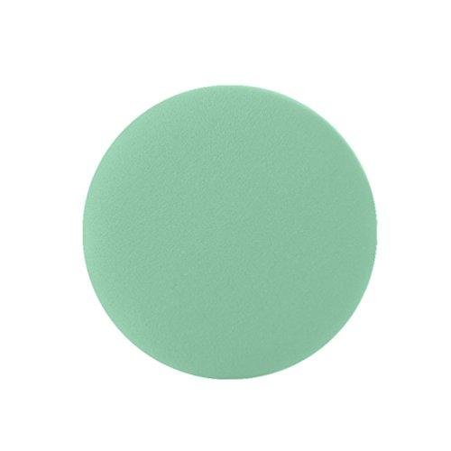 NiSeng Houppettes à Poudre de Rond Eponge de Maquillage Vert