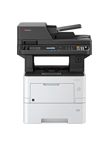 Kyocera Ecosys M3645dn 4-in-1 Schwarz-Weiß Multifunktionssystem: Drucker, Kopierer, Scanner, Faxgerät, mit Mobile Print