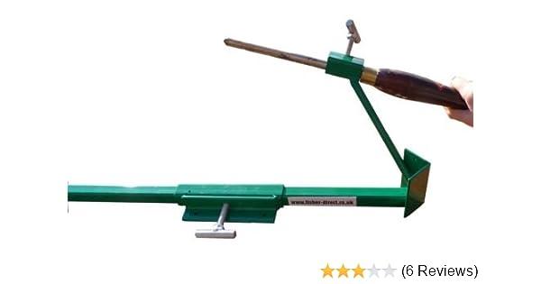 woodturning sharpening jig Chisel Sharpening Tool For Wood TurningGouge Fingernail 2