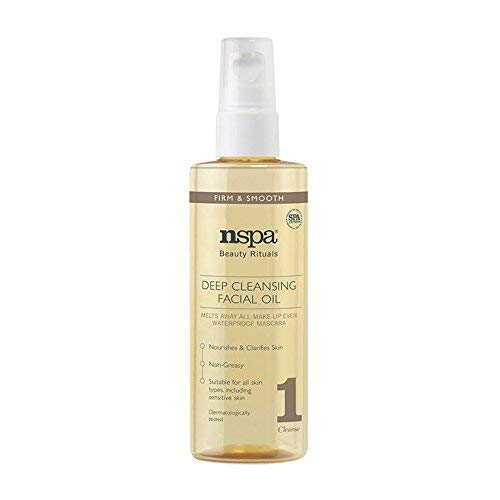 NSPA Beauty Rituals Firm & Smooth Deep Cleansing Facial Oil 125ml