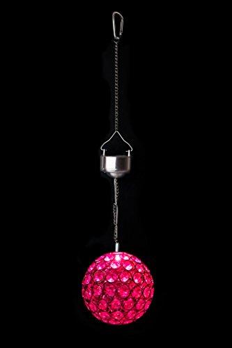Solarbetriebener Farbwechsel-Lichtball von SPV Lights: Der Solarlicht- & Beleuchtungsspezialist (2 Jahre kostenlose Gewährleistung inklusive) - 9