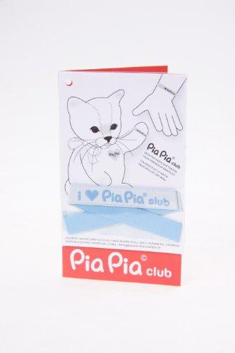 Pia Pia Club 17025 25 cm Bauer Standing Persian Cat Plush Toy