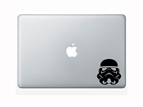 Star Wars Laptopaufkleber, Storm Trooper / Sturmtruppler