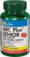 ABC plus Senior 120 Tablets 7191