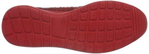 Tamboga - 111 Kroko, Scarpe da ginnastica Unisex – Adulto Rot (Red 02)